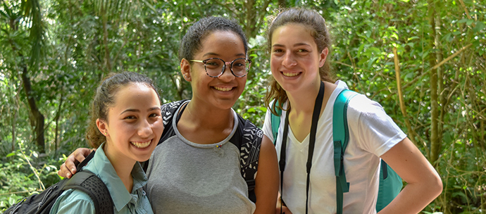 World ORT Ecology Summer School in Panama